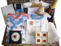 Mummy and Little Prince Boys Luxury Baby Gift Hamper